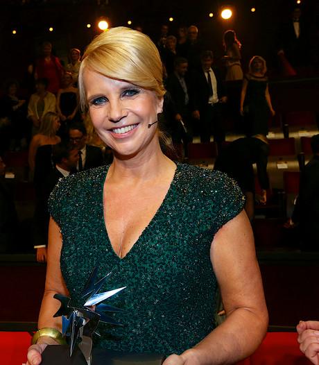 Linda de Mol had hoofdluis bij Televizier-Gala
