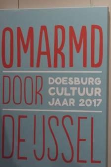 Burgemeester opent het Cultuurjaar in Doesburg