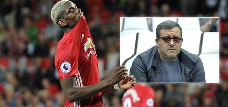 Zlatan tegen Raiola: 'Ik breek je benen als Pogba niet naar United komt'