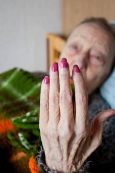 'De handen die me stevig vasthielden'