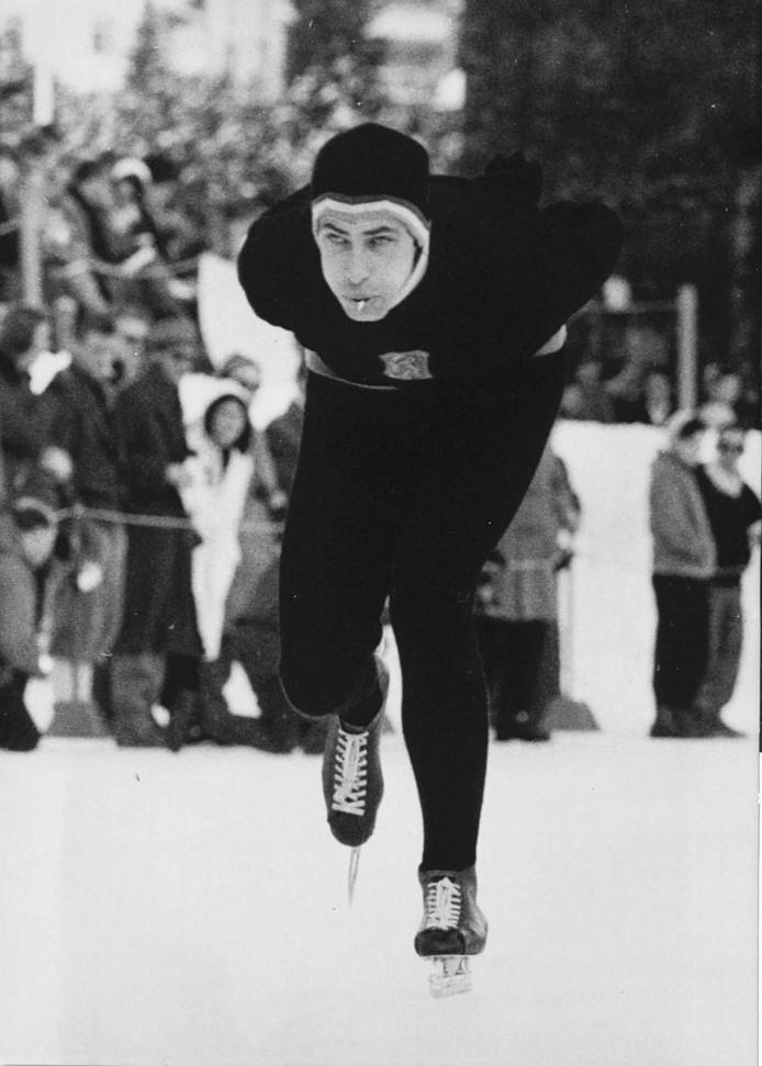 Jan Pesman in 1952.