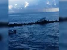 Dodelijk ongeval met boot honkballer Fernandez gefilmd