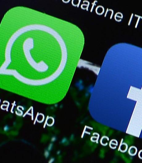 WhatsApp gaat gegevens delen met Facebook