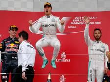 Mercedes en Max dollen om vrijgekomen stoeltje Rosberg