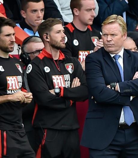 Koeman met Everton onderuit bij Bournemouth