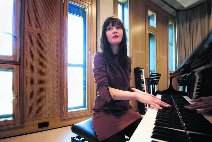 De Arnhemse zangeres Lavalu.