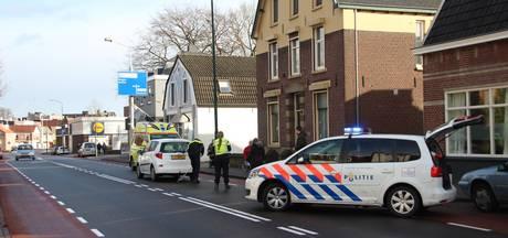 Auto beschadigd bij kop-staartbotsing in Boxmeer