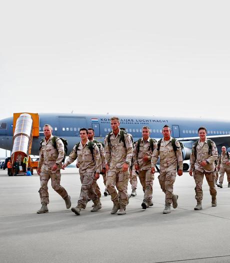 Militairen geëerd voor dapperheid in Afghanistan