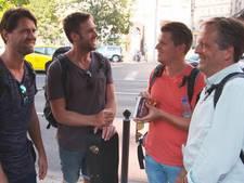 Alexander Pechtold met Nick & Simon op reis voor SBS