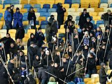 UEFA onderzoekt rellen bij Kiev tegen Besiktas