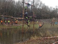 Beltrum survivalrun in volle gang (video)