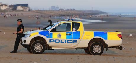 Vijf badgasten verdronken voor Engelse kust