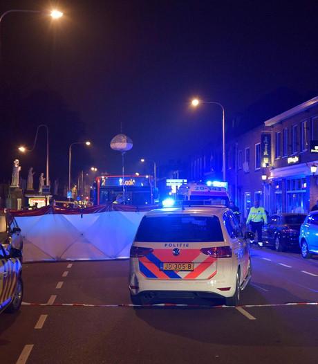 Klopjacht op doorrijder na fatale aanrijding in Tilburg