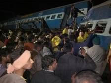 Tientallen doden en gewonden door ontsporen trein in India
