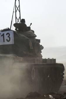 '46 IS-strijders gedood bij inval Turkse tanks in Syrië'