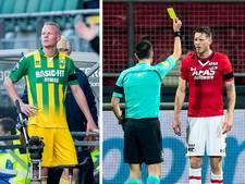 Spits Weghorst veroorzaakte al vier pingels, ADO én Ojo kaartenpakkers