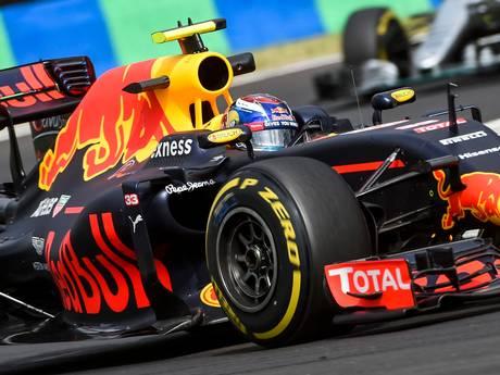 Alleen Rosberg fractie sneller dan Verstappen