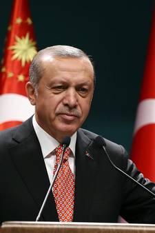 Erdogan wil bevel over leger en inlichtingendienst