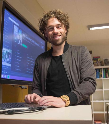 Meester Jesper scoort met muzieklijst op Spotify