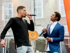 Rappers Rico, Sticks en Typhoon geven grootste hiphopshow