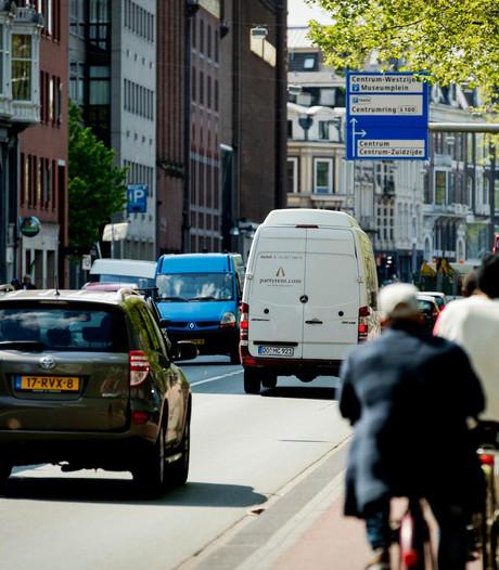 Aantal verkeersgewonden in regio Amsterdam daalt weer