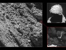 Verdwenen komeetlander Philae na bijna twee jaar gevonden