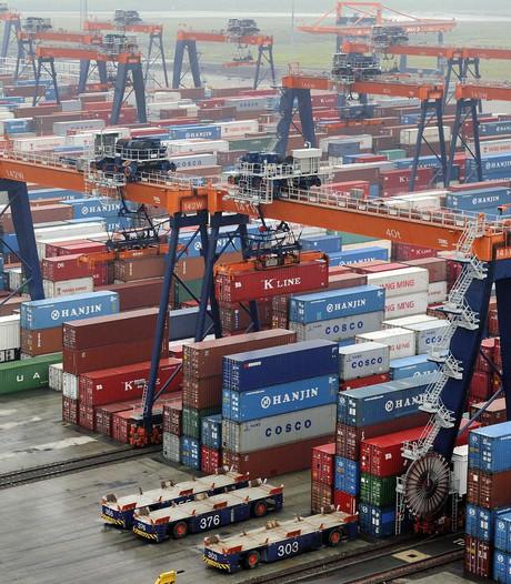 Alarm over blokkeren Hanjin-containers in Rotterdam