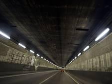 IJtunnel na weken werkzaamheden weer open