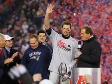 Tom Brady flikt het weer: zevende  Super Bowl