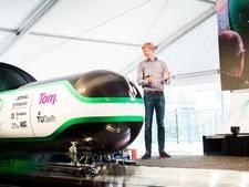 TU-team naar VS met hyperloop