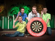 Veel interesse in Herveld open dartstoernooi