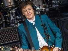 McCartney klaagt Sony aan om rechten Beatles-muziek