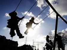 Speeltuinvereniging Hulhuizen stopt met aanleg schaatsbaan