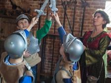 Spelenderwijs door de middeleeuwen bij Huis Bergh