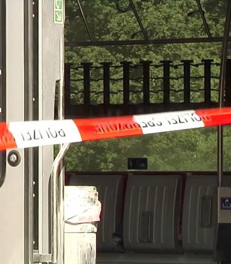 17-jarig meisje bezweken na aanval op Zwitserse trein