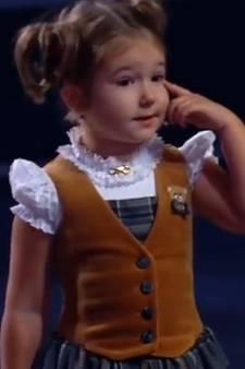 Wonderkind Bella (4) spreekt zeven talen