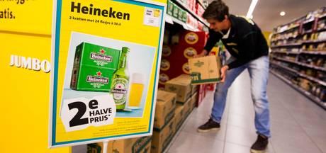 'Krat bier moet minimaal 8,40 euro kosten'