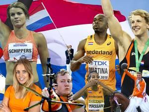 Volg alle tweets van de Oranje-sporters in Rio