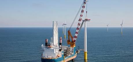 Havendagenconcert op schip op poten in Rotterdam