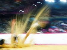 14-jarige Française verbaast met sprong van 6 meter 57