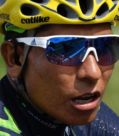 Quintana laat na Tour de Spelen lopen