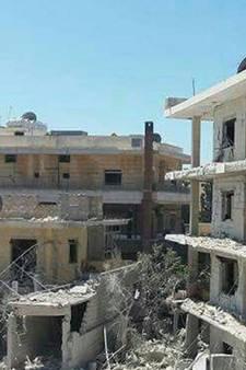 Kraamkliniek in Syrië gebombardeerd