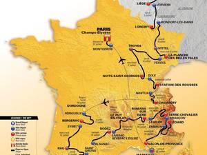 Tour 2017 trekt tweemaal door de Alpen