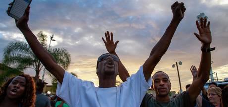 Weer onrust in VS na doodschieten van zwarte man door politie