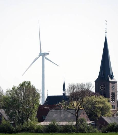 Leefbaarheid Netterden in geding door windmolens
