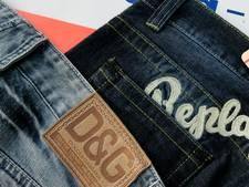 Duizenden websites offline wegens illegale handel nepkleding