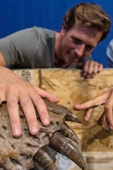 Freek Vonk euforisch over T. rex Trix: ik kan haar aanraken