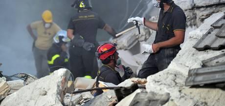 Italiaanse regering belooft miljoenen voor wederopbouw na aardbeving