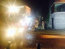 Gewonde bij slaapkamerbrand in Rotterdam
