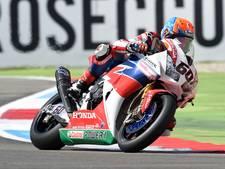 Wegracer Van der Mark van Honda naar Yamaha
